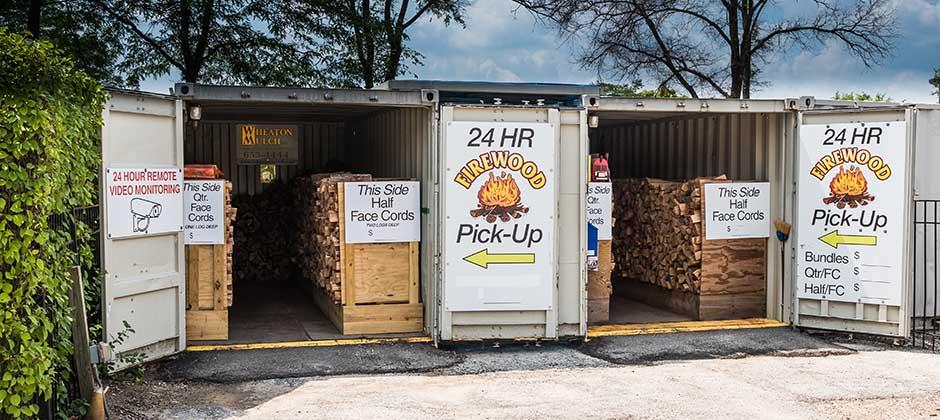 24-7 Firewood Pickup