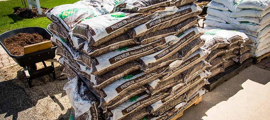 Bagged Premium Mulch