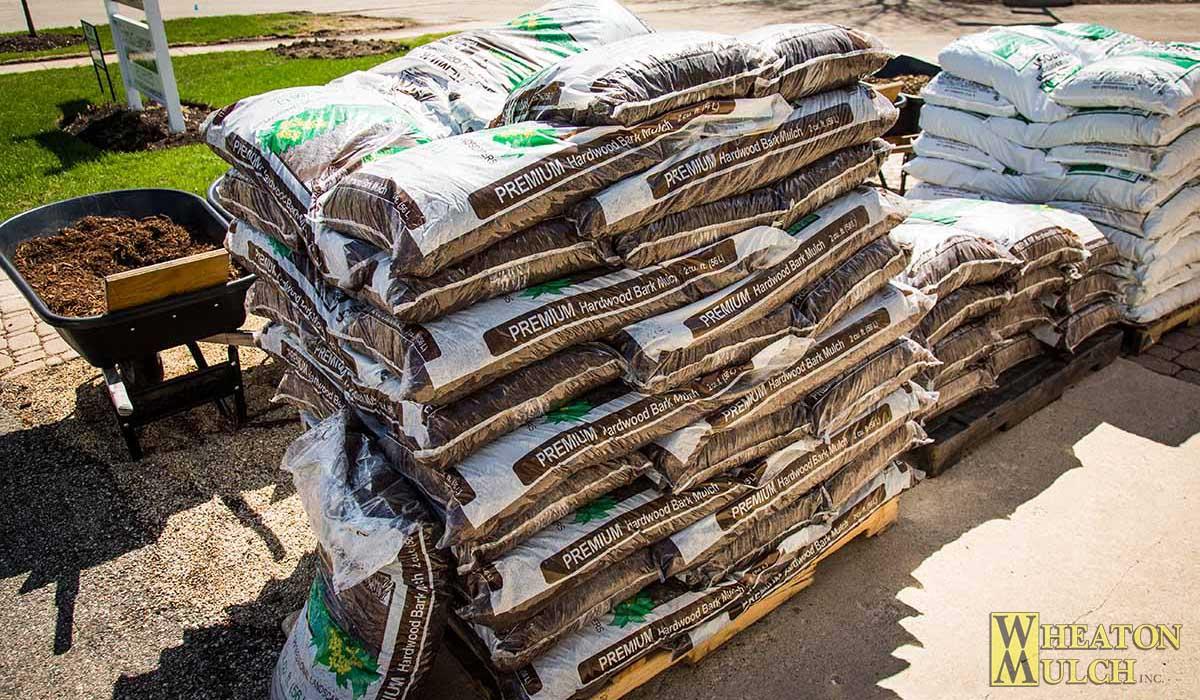 Premium Mulch Bags 2 Cubic Feet